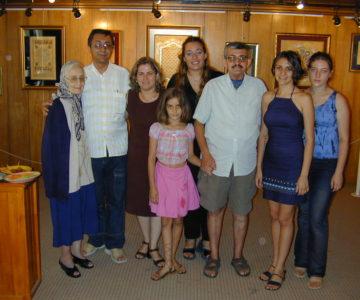 Tezhip Ebru 14 Temmuz 2003 Bodrum